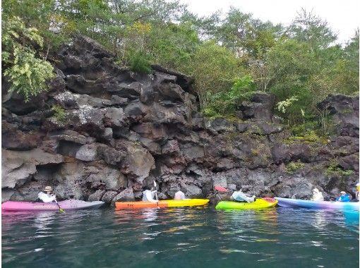 【山梨・富士五湖・西湖】ワンちゃんも乗れる!気軽に湖上が満喫できる魅力満載の西湖カヤック体験120分プラン