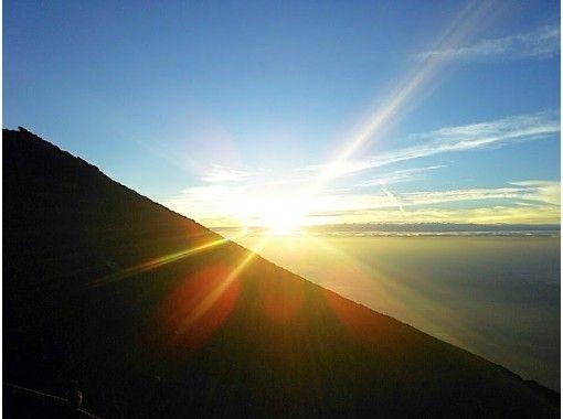 【静岡・富士宮】1度は登ってみたい!富士登山日帰りプランの紹介画像