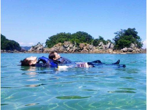 【徳島・海陽町】水床(みとこ)湾・太平洋シーカヤック (夏季は+スノーケル)の紹介画像