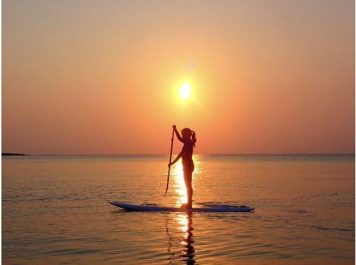 【宮古島/清晨】從早上開始的清爽感人的體驗!可選日出 SUor 獨木舟 [無照片數據]の紹介画像