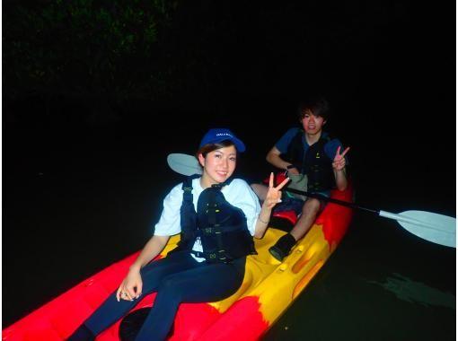 【宮古島/夜晚】享受島上夜晚的新感覺冒險!星空與夜晚 SUor 獨木舟 [照片數據免費]の紹介画像