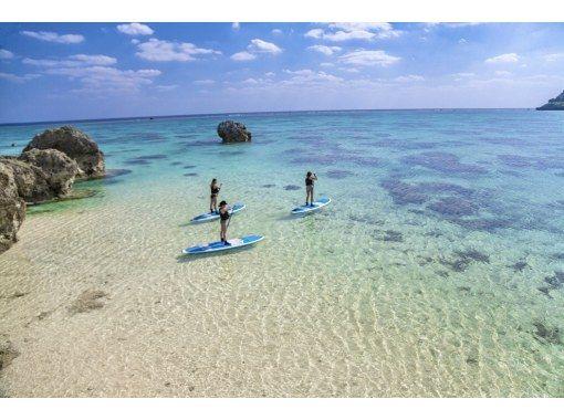 [Miyakojima / 1st] If you get lost, this is it! Miyakojima Basic 1day Plan (Snorkeling & SUPor Canoeing) [Photo Data Free]の紹介画像