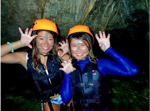 【宫古岛/1日】⑨南瓜石灰岩洞穴探险海龟浮潜! Ryugu Castle Set [照片数据免费]の紹介画像