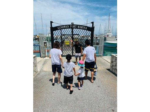[2時間]沖縄・宜野湾、小さなお子様や女性でも楽しめるお手軽体験アクティビティ!コーラルフィッシング