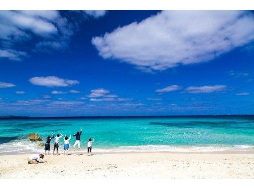 [宫古岛/半天] ⑬ 体验天然水族馆!宫古岛热带浮潜 [照片数据免费]の紹介画像