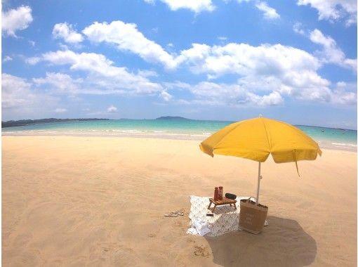 【長崎・五島】いろいろ選べるビーチセットレンタルプランの紹介画像