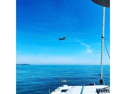 【沖縄・那覇・与那原】ヨットチャーターで沖縄の海をクルージング・午前半日プラン!サンライズ相談