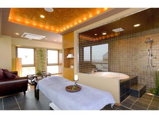 【愛媛・松山】非日常空間とアロマを楽しめる贅沢スパで5つ星ホテル導入パワーツリーを満喫!フェイシャルの紹介画像