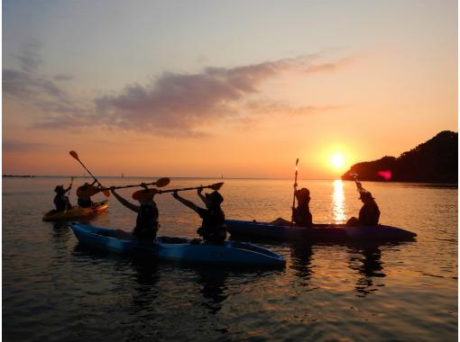 """Regional common coupon OK! Central main island, convenient access! Sunset + Mangrove Kayak ★ Group Discount! """"3 dense"""" measures are perfect! Great value for 4 people! Image present!の紹介画像"""