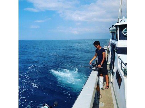 【鹿児島・種子島】初心歓迎!レンタル&エサ代すべて込み!海釣り1日大満喫♪