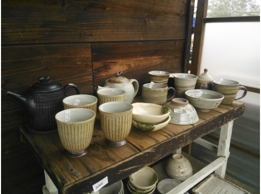 [Saitama Prefecture Pottery Experience] free time system where you can enjoy without worrying about the time! Electric potter's wheel or hand beauty batter Pottery Experienceの紹介画像