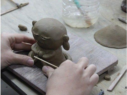 【兵庫・姫路市】お地蔵さんを作りませんか?備前焼き陶芸体験