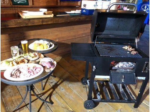 [Wakayama / Inami] Glamping BBQ Premium Courseの紹介画像