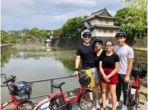 【東京・23区内】ガイドと巡る!皇居~日比谷コース サイクリングツアー(午後)