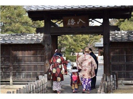 Kikyo plan [Tochigi/ Ashikaga] ★ Male only ★ Recommended for couples! Male also take a day stroll through the town of Ashikaga with kimonoの紹介画像