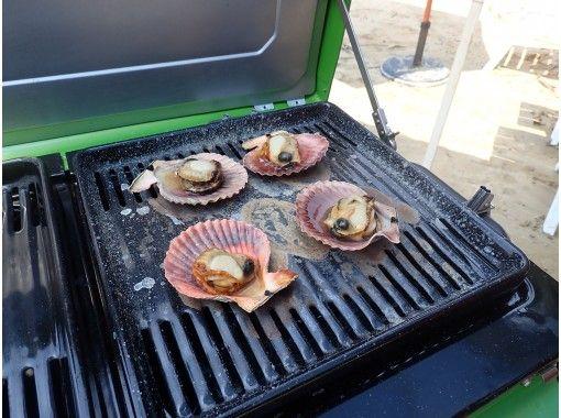 [Kochi/ Tosashimizu] Limited to 1 pair per day! Tatsukushi Premium Beach DE Superb view BBQの紹介画像