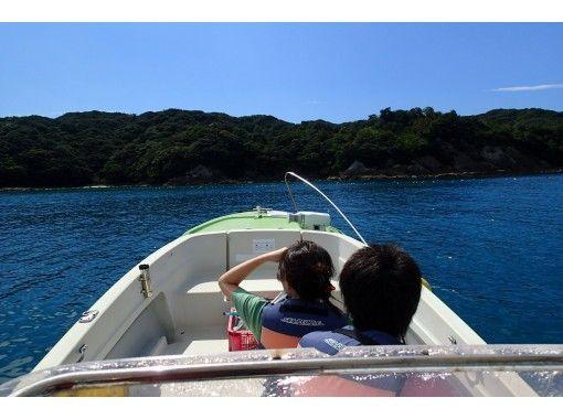 【高知・土佐清水】船で行く プレミアムビーチでゆったりシュノーケル