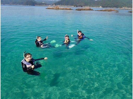 [Kochi ・ Tosa Shimizu] Go snorkeling on a premium beachの紹介画像