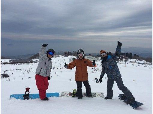 【滋賀・大津市】「初心者レッスン」初めてスノーボードにチャレンジする方!!