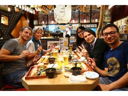 【Tokyo・Akasaka】Night Foodie Tourの紹介画像