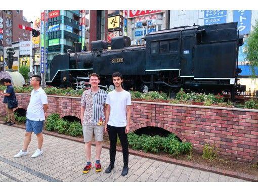 [Tokyo / Shinbashi] Local Bar Hopping Tourの紹介画像