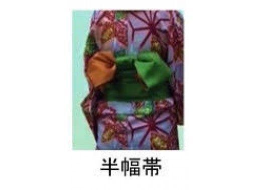 たんぽぽプラン★幼児限定着物★【栃木・足利】着物着付け体験(1日)着物文化にふれてみよう♪