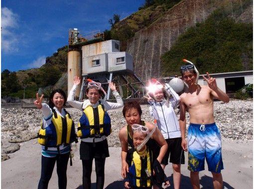 【スノーケルレッスン】はじめての方でも感動の海中世界を!安心の講習付スノーケリングツアー