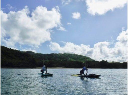 【沖縄・石垣島】貸切プライベートツアー リラックスSUPヨガ