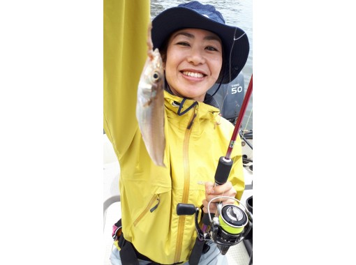 【東京・羽田】激安!「MAGA キス」乗り合い船★7名様までOK ♪釣った魚はお店紹介可♪ 120分