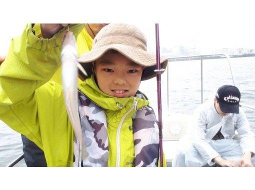 【東京・羽田】激安!「MAGA キス」乗り合い船★6名までOK ♪釣った魚はお店紹介可♪ 120分