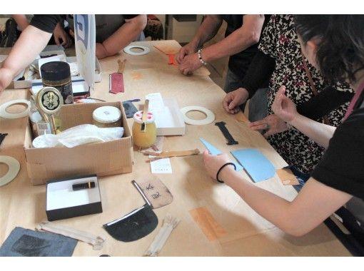 【宮城・川崎町】小さなお子様、初心者も楽しめる!革小物手作り体験(ペンケース・マスコットetc)