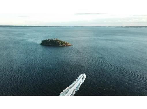 湖遊アトラクション<アドベンチャー・秋冬> ウォータードライビング アクティブコース 120min