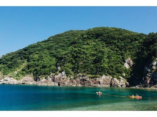 【春の海を楽しめる!】深島カヤックツアー(ガイド付き)