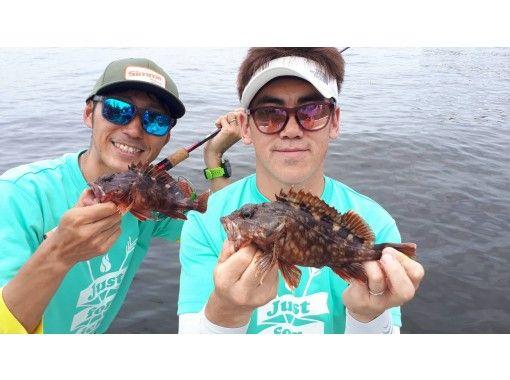 【東京・羽田】高級魚カサゴ 貸し切り船★6名までOK ♪180分  釣った魚を食べれるお店紹介可!