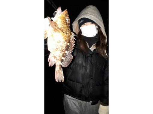 [東京/羽田]豪華魚Casago包船★最多7人OK♪180分鐘我們可以介紹一些商店,在那裡您可以吃到捕獲的魚!の紹介画像