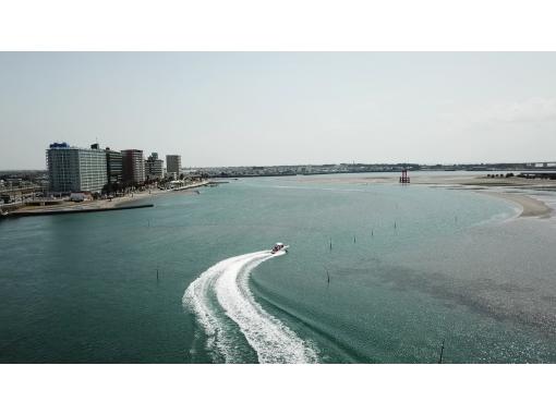 【浜名湖・クルージング】湖遊アトラクション<アドベンチャー>ウォータードライビング「ダイナミックコース150分」