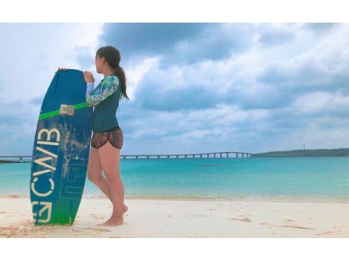 【沖縄・宮古島】初心者向け!遊びに本気!ウェイクボードトーイング&スクール!