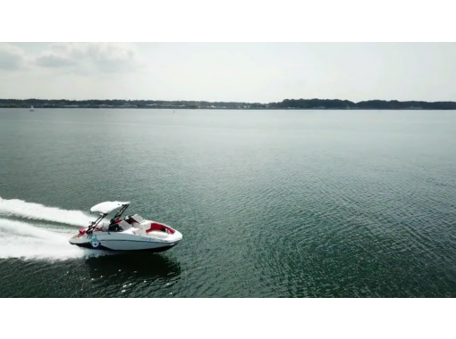 [Lake Hamana / Cruising] NEW Water Driving Trial (Trial) Tour 50 minutesの紹介画像