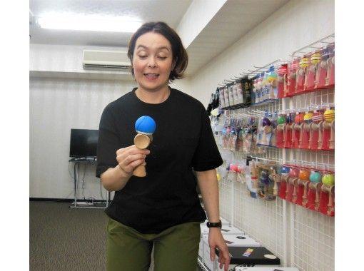 [Hiroshima/ city] Kendama lesson experience With a kendama present!の紹介画像