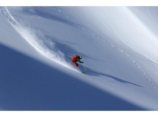 【東北・八幡平の極上パウダー】1DAY CAT ライドツアー(スキー・スノーボード)