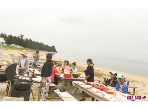 【滋賀・大津】びわ湖・泳げるビーチで持ち込みBBQ(時間制限なし・当日予約OK)
