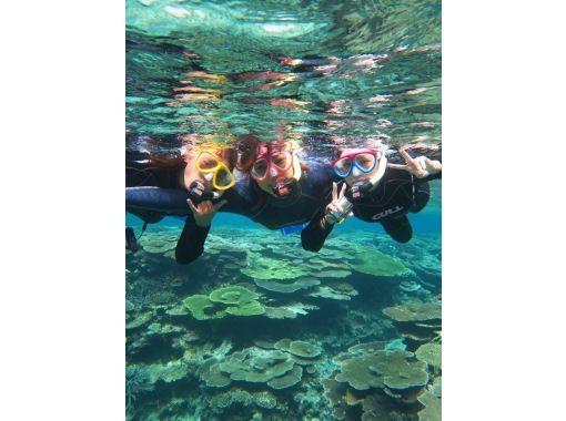 【青の洞窟+八重干瀬】青の洞窟と八重干瀬のシュノーケルを一緒に楽しもう!ツアー写真付き!の紹介画像