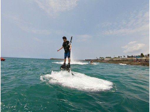 『沖縄☆宜野湾』超人気のフライボード☆