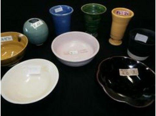 ※10名以上団体欲張りプラン 陶芸体験作品1点・絵付け体験作品1点の紹介画像