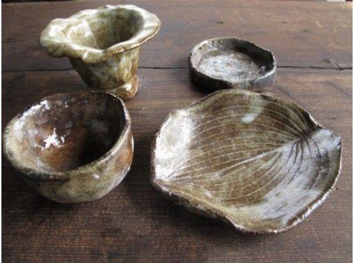 【新潟・十日町】七輪陶芸体験!手びねりで作った作品を、その日のうちに七輪で焼き上げます!