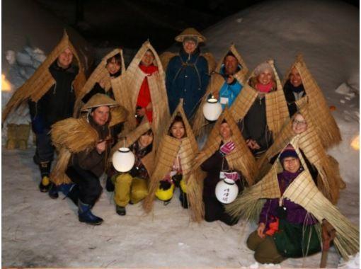 [新泻/十日町]享受雪国的冬天!镰仓体验の紹介画像