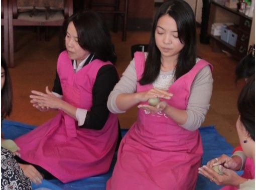 [Niigata/ Tokamachi] The taste of Niigata's mother! Experience making dumplings `` Anbo '' using rice flourの紹介画像