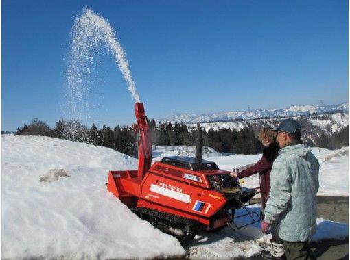 【新潟・十日町】雪に親しむ!雪遊び・雪国の暮らし体験