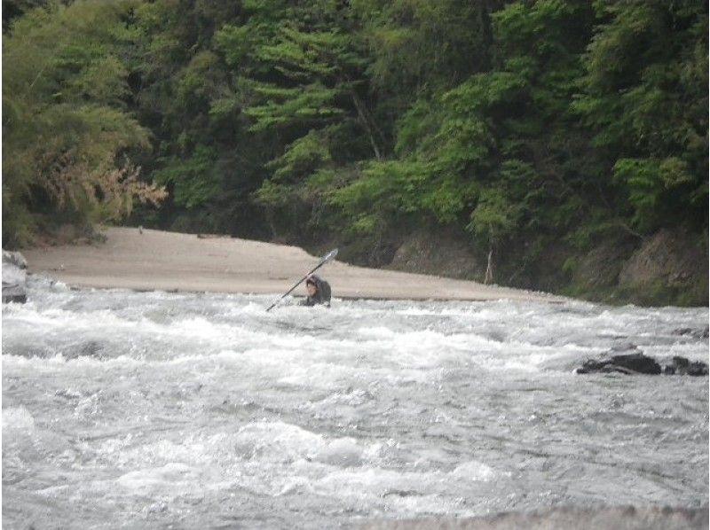 【カヤック】那珂川ロングツアー (初級)の紹介画像