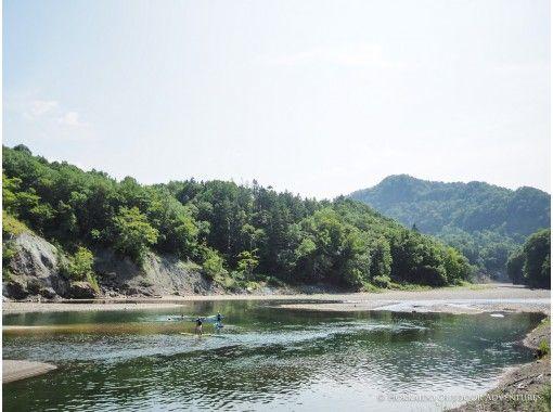 【北海道・日高】きれいな景色を見ながらゆったり~SUPスタンドアップパドルボード~
